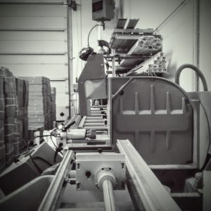Macchinari di produzione iWird