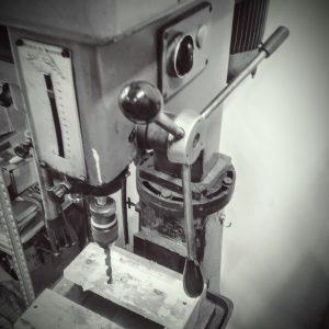 Lavorazione alluminio e plexiglass