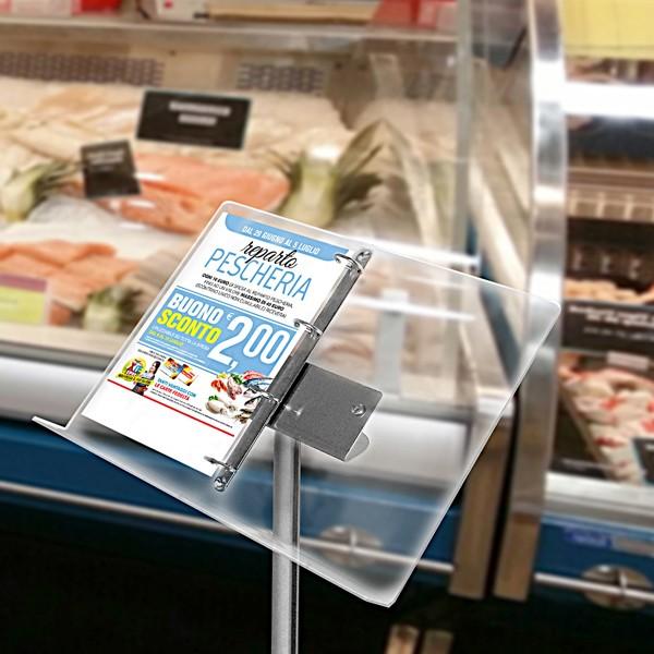 leggio per supermercat esposizioni offerte
