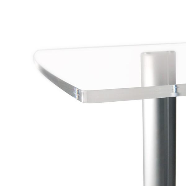 spessore tavolino in plexiglass