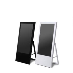 Chiosco multimediale economy con monitor da 32″ o 43″