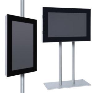 Pannello digitale per vetrine