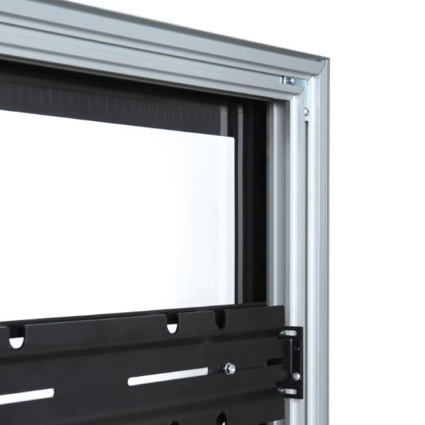 struttura interna totem porta monitor
